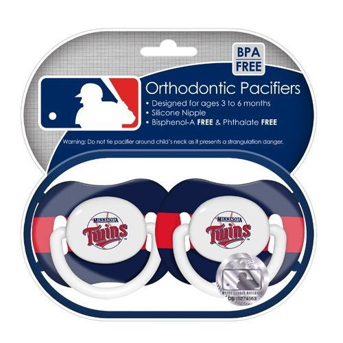 Minnesota Twins Pacifiers