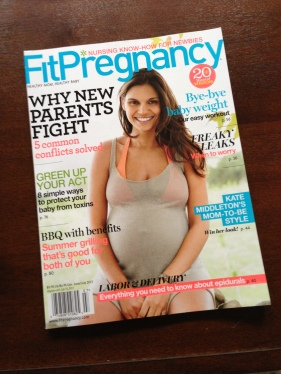 Fit Pregnancy Magazine