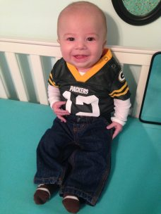 Our Little Packer Fan